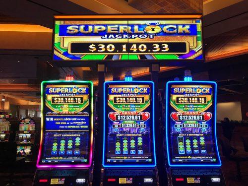 coral casino slot machine